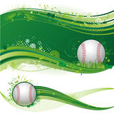 Sport de base-ball Image libre de droits