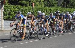 Sport de cycle photographie stock
