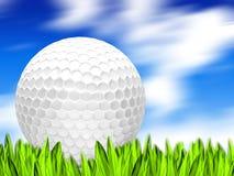 Sport de golf Photo libre de droits