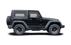 Sport de Jeep Wrangler photos stock