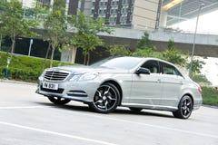 Sport de Mercedes-Benz E300 images libres de droits