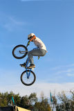 sport de recyclage BMX de bicyclette Images stock