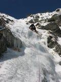Sport della cascata Fotografia Stock