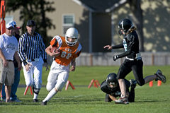 Sport della gioventù Fotografie Stock Libere da Diritti