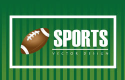 Sport design Royalty Free Stock Photos
