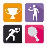Sport design Royalty Free Stock Photo