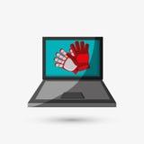Sport design. Technology icon. white background, vector illustration Stock Photo