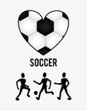Sport design, vector illustratrion. Royalty Free Stock Image