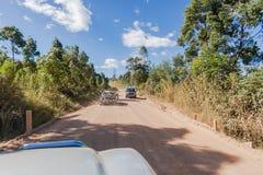 Sport Destination Cars Bikes Dirt Road Royalty Free Stock Photo