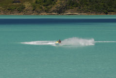 Sport di acqua nei Caraibi Fotografia Stock