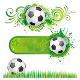 sport di calcio Fotografia Stock