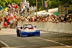 Sport di Dallara alla bandiera 2017 dell'argento di Vernasca Immagini Stock