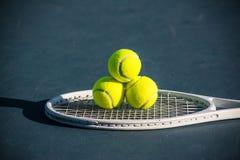Sport di tennis Immagini Stock