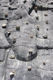 Sport die muur 2 beklimt stock afbeelding