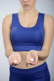 Sport and diet concept Stock Photo