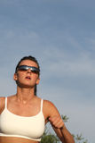 sport dla kobiet Obraz Stock