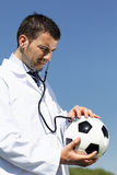 Sport Doctor Stock Images