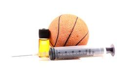 Sport e droghe Immagine Stock Libera da Diritti