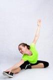 Sport e forma fisica senza fermarsi Fotografia Stock