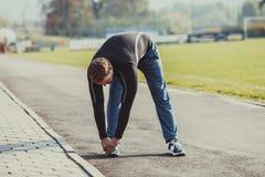 Sport e stile di vita sano Immagini Stock