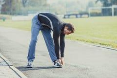 Sport e stile di vita sano Fotografia Stock