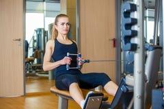 Sport, Eignung, Lebensstil und Leutekonzept - Lizenzfreie Stockfotos
