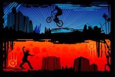 sport ekstremalny wektora Zdjęcie Royalty Free
