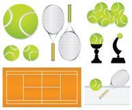 Sport elements Stock Images