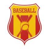Sport emblem Stock Photography