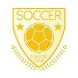 Sport emblem Royalty Free Stock Photography
