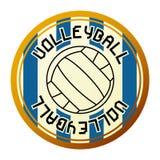 Sport emblem Stock Photo