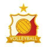 Sport emblem Royalty Free Stock Image