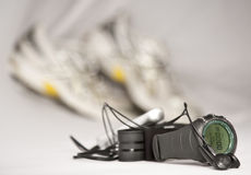 Sport equipement Royalty Free Stock Photos