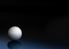 Sport equipment golf ball background Royalty Free Stock Photo