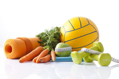 Sport equipment Stock Image