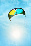 Sport Equipment. Recreational Extreme Water Sports. Kite ( Parac Stock Photos