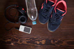 Sport equipment Royalty Free Stock Photography