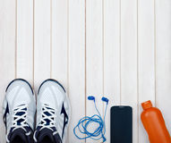 Sport equipment. Stock Photography