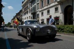 Sport Ermini 1100 bei Mille Miglia 2016 Lizenzfreie Stockfotos