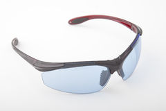 Sport eyewear. With dimmed lenses Royalty Free Stock Photography