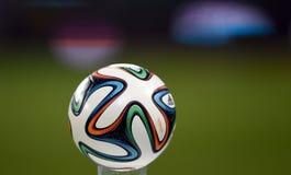 sport för fotboll för bollfotboll erforderlig Fotografering för Bildbyråer