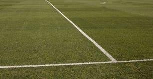 sport för fotboll för tecknad filmteckenspelare Royaltyfri Fotografi