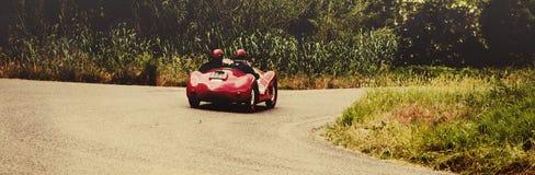 Sport 1948 för ZANUSSI FIAT Fontebasso 750 Arkivfoto