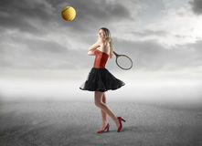 Sport and fashion Royalty Free Stock Photos