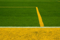 Sport field Royalty Free Stock Photography