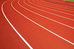 Sport field lines Royalty Free Stock Images