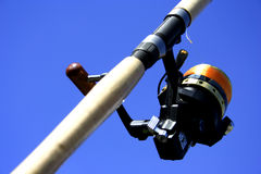 Sport fishing Royalty Free Stock Photography