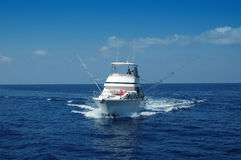 Free Sport Fishing Boat Stock Photo - 2608880