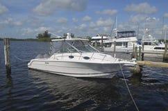 Free Sport Fishing Boat Royalty Free Stock Image - 73907916