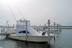 Sport Fishing Boat Royalty Free Stock Photography